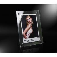 Wholesale Clear Acrylic Frame wholesales for home decoration from china suppliers