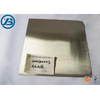 CNC Engraving Machining Tooling Magnesium Alloy Die Casting Sheet 0.3mm