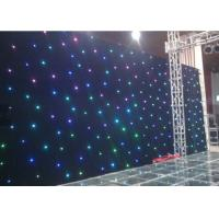 Wholesale Wedding LED Curtain Lights Warm White Color Temperature For Stage Backdrops from china suppliers