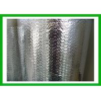 Fire resistant Bubble roof insulation foil Roll heat resistant insulation materials