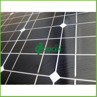 Best 205 W Mono Solar Module Lower Temperature Co-efficient With 0 - 3% Positive Tolerance wholesale