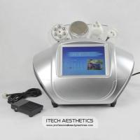 4 In 1 Portable Vacuum RF Cavitation Machine For Weight Loss And Skin Care