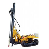 Wholesale 25m Depth Crawler Rock Drilling Machine With 2-cylinder Diesel Engine from china suppliers