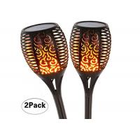 Wholesale IP65 96 Led Solar Path Torch Light With Dancing Flickering Flame from china suppliers