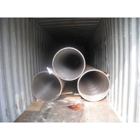 China ASTM A106 Grade B Carbon Steel Pipes And Tubes Boiler Fitted MTC Certificated on sale