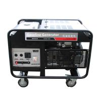 Electricity silent portable gasoline generator 10000w petrol engine residential Brushless 120V for sale