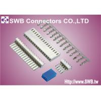 One Row 2.54mm Pitch Connectors Tin Plated Contact 2510 Series