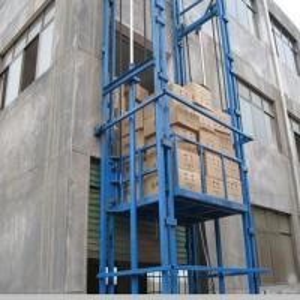 hydraulic platform lift for cargo