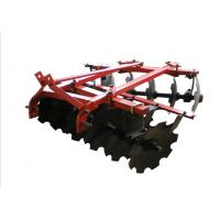 China Light Duty Farm Disc Harrow Tractor Supply 12-150HP 1.1-3.4m Working Width on sale