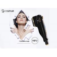 China Home Ultrasonic HIFU Beauty Machine Wrinkle Remover Device 110v-240v 25*14*18CM for sale