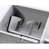 Wholesale Hand 25 Lbs Stainless Steel Meat Mixer With Winding Handle / See Through Cover from china suppliers