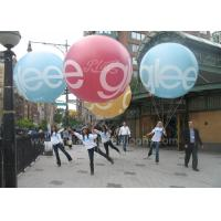 Best 2m Diameter Colorful Inflatable Advertising Balloons Durable For Parade Events wholesale
