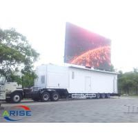 Wholesale Factory directly sale Outdoor advertising mobile trailer/vehicle/van/truck mounted led dis from china suppliers