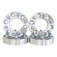 2 6x135 14x2.0 Studs Wheel Spacers Fits Ford F-150 Lincoln Navigator for sale