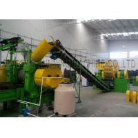 China Fully Automatic 2T Capacity Waste Tyre Recycling Machine Energy Saving for sale