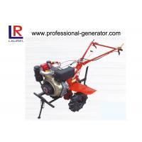 China Rotary Tillage Fertilizing Small Garden Tiller , Diesel Engine Yard Machine Tiller on sale