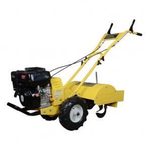 6.5hp Manual Gasoline Power Tiller , Garden Hand Cultivator Customized Color