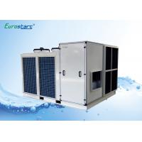 10 Ton Rooftop Packaged Unitary Air Conditioner With High Efficiency Scroll Compressor