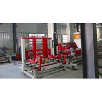 Wholesale Easy Operation Automatic Palletizer Machine With High Production Efficiency from china suppliers