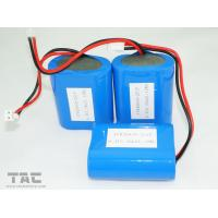 Wholesale High Capacity 6.4v  3.3AH 3.2V LiFePO4 Battery Pack / Lithium ion Solar Battery from china suppliers