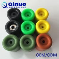 Wholesale Shanghai Qinuo Manufacture 20x10mm Silicone Molded Door Stop Rubber from china suppliers