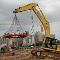 China beiyi Concrete Breaker Rock Breaker Pile Foundation Machinery in China on sale