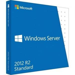 64Bit Windows Server 2012 R2 Standard English DVD With 5 CLT P73-05966