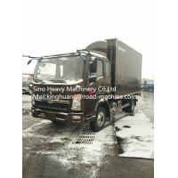 Wholesale 4*2 Van Light Duty Commercial Trucks Water Tank Trucks 190 Horse Power from china suppliers