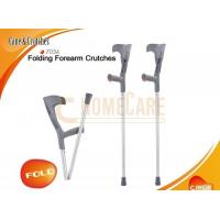 Quality Folding Forearm Crutches for sale