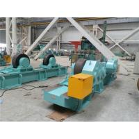 30T Capacity Pipe Welding Rotator with Double Motor Electric Control System