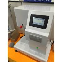 Wholesale PLC Melt Flow Rate Meter MFR & MVR For Plastic , Meltblow Fabric , Petrochemical from china suppliers