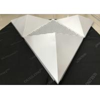 Wholesale Perforated 3D Snap Clip in Ceiling System for Acoustic Sound Absorbing Panels from china suppliers
