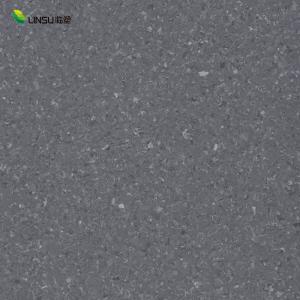 China 2mm Homogeneous Vinyl Flooring Roll Pvc Flooring Tiles Plastic Vinyl Plastic for Stairs Airport Hospital Bed Room on sale