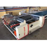 China Corrugated Paperboard Folder Gluer Machine  / Carton Box Making Machine for sale