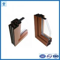 Wholesale China famous brand aluminum profile / 6063-T5 aluminum window door profiles from china suppliers