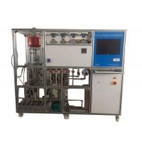 China EN625 EN483 Electrical Appliance Tester , Gas-fired Heating Water Heater Integrated Test System for sale