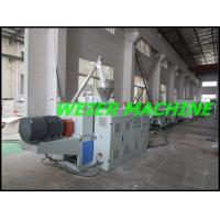 Best PLC control effeciency PVC pipe extrusion line CE European standard wholesale