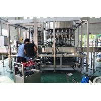 Wholesale Double Heads Semi Automatic Gallon Filling Machine , Bottled Water Production Line from china suppliers