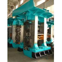 Buy cheap Stainless Steel Four High Rolling Mill , Electric Reversible Rolling Mill from wholesalers