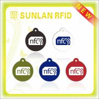 Wholesale Plastic NFC Tag Printed UHF 860-960 Mhz Rfid Tag for Security Control from china suppliers