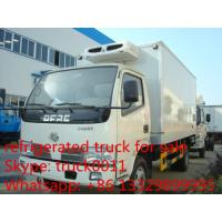 hot sale high quality and competitive price refrigerator truck, 1tons-40tons best price freezer van truck for sale