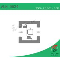 Wholesale ALN 9634 sticky RFID label / inlay,H3,840~960MHz,ISO/IEC 18000-6C (EPC C1 GEN2) from china suppliers