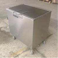 China Durable Stainless Steel Heated Soak Tank , Commercial Kitchen Soak Tanks on sale