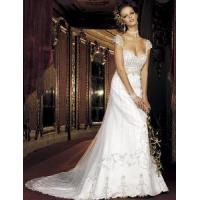 China Beaded Wedding Dress Bridal Gown (CH2003) on sale