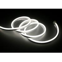 Wholesale White 12v Neon Flexible Lights, Mini Size Flexible Led Neon Rope Light from china suppliers
