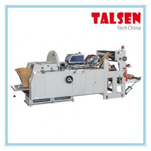JDM-401 model V bottom paper bag making machine with windows