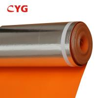 China Construction Heat Insulation Foam WPC SPC PVC Flooring PE foam Cork Underlayment on sale