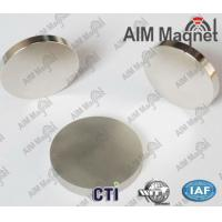Wholesale Permanent Disc Neodymium Magnet Sheet For Sale from china suppliers