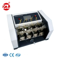 Wholesale ASTM-D 2099 Maeser Zigzag Method Leather Dynamic Waterproof Testing Machine from china suppliers