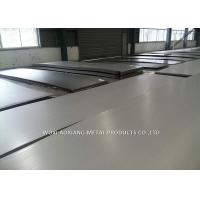Customized 300 Series Hot Rolled Stainless Steel Plate 321 Different Finish